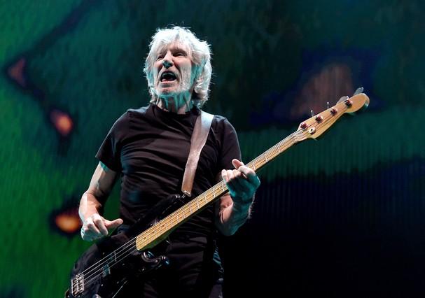 Roger Waters se apresenta no Brasil em outubro de 2018 (Foto: Getty Images)