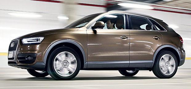 Audi Q3 (Foto: Autoesporte)