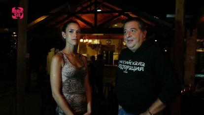 Uma Noite no Cabaret