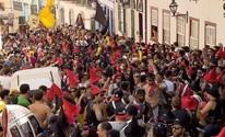 Bloco do Caixão desfila nas ladeiras de Ouro Preto