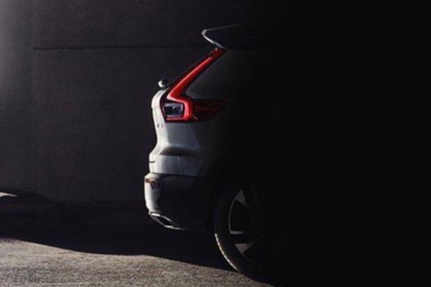 Volvo XC 40 (Foto: Reprodução )