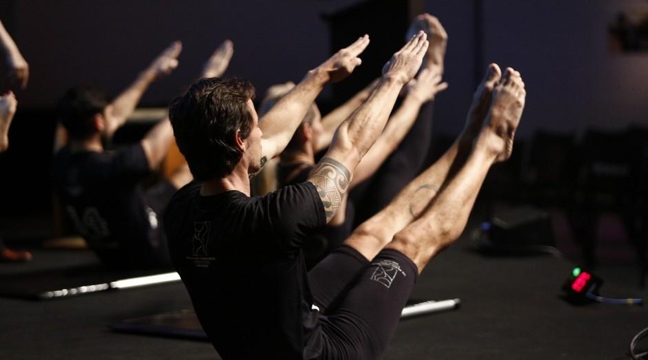 pilates (Foto: Ricardo Cardoso)