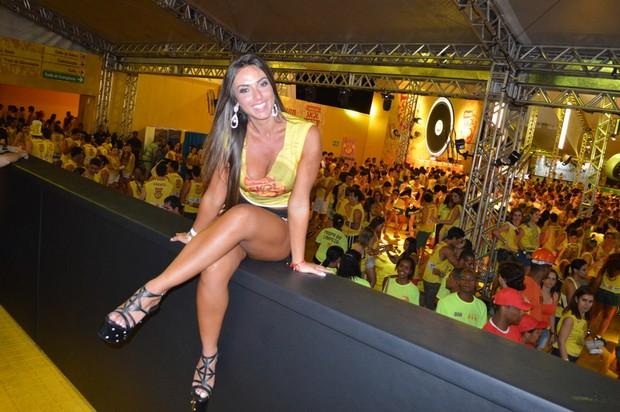 Nicole Bahls (Foto: Felipe Souto Maior / AgNews)