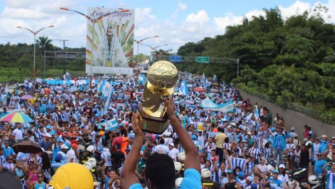Augusto Recife (Foto: Fernando Torres/Ascom Paysandu)