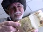 Pedreiro tira 2ª via de RG e descobre verba de FGTS e direito de aposentar