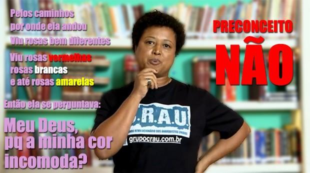 Preconceito Não: Rosa (Foto: Malhação / TV Globo)