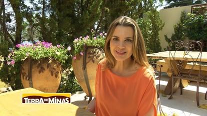 Terra de Minas mostra projetos que recuperam plantas e duas receitas