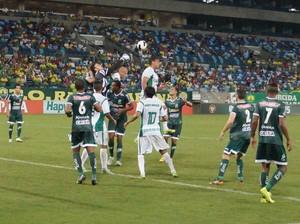 Cuiabá e Luverdense na Arena Pantanal pela Copa Verde (Foto: Assessoria/Cuiabá Esporte Clube)