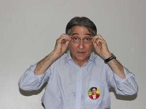 Governador afirmou que a Copasa precisa de uma atenção melhor. (Foto: Valdivan Veloso/G1)