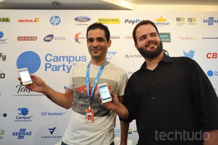 Viber abre escritório no Brasil e fortalece suporte aos usuários (Foto: Melissa Cruz/TechTudo)