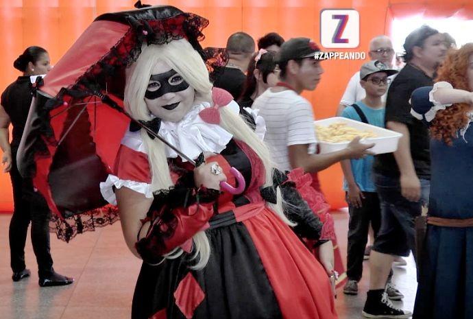 Competição de cosplays é um dos destaques (Foto: Zappeando)