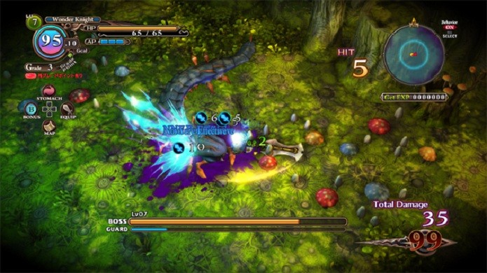 O visual in game do jogo é um pouco melhor (Foto: Divulgação)