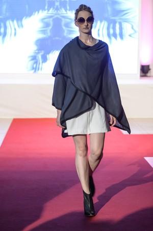 Festimalha Mistura com Rodaika moda tendências inverno Luísa Giusti malhas (Foto: Mauro Stoffel / Malha: Malhas Daikas / Modelo: Nádia Blauth)
