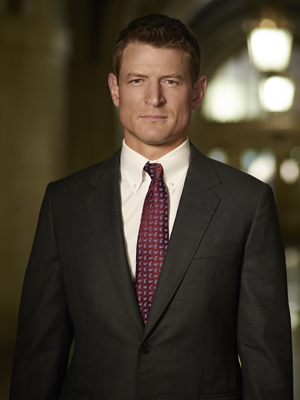 Peter Stone (Philip Winchester) (Foto: Universal Channel)