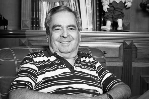 Benedito Ruy Barbosa (Foto: Cicero Rodrigues / TV Globo)