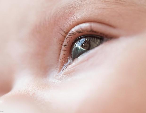 olho luiza (Foto: Rafael Ansaloni/Reprodução Facebook)