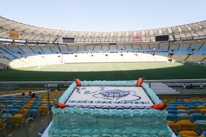 Clássico no domingo terá comemorações pelos 450 anos do Rio (Foto: Staff Images)