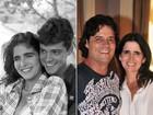 Malu Mader e Felipe Camargo já foram casal na TV duas vezes; reveja