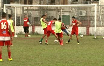 Vaga no profissional em 2017 motiva elenco sub-19 do Rio Branco