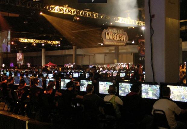 BlizzCon, na foto em evento realizado em 2010, retorna em novembro de 2013 (Foto: Gustavo Petró/G1)