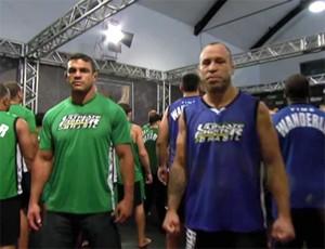 MMA Belfort e Wanderlei (Foto: Reprodução)