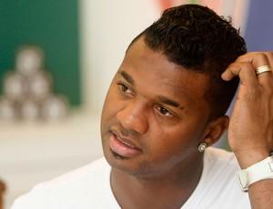 Entrevista com o goleiro Felipe do Flamengo (Foto: Marcelo de Jesus)