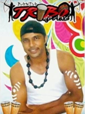 Luciano era vocalista da banda Tribo do Axé (Foto: Reprodução/ TV Liberal)