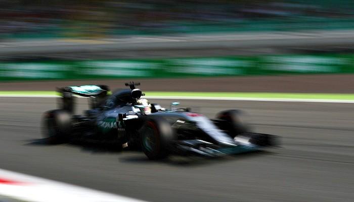 Lewis Hamilton vai largar na pole position do GP da Itália