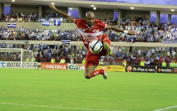 João Victor, CRB (Foto: Ailton Cruz/ Gazeta de Alagoas)