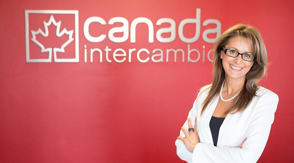 Rosa Maria Troes, Canadá Intercâmbio (Foto: Maria Leticia)