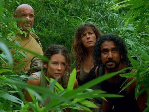 Cena de 'Lost' (Foto: Divulgação)