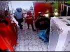 Ladrões levam R$ 3 mil de comércio em Araçatuba; veja o vídeo