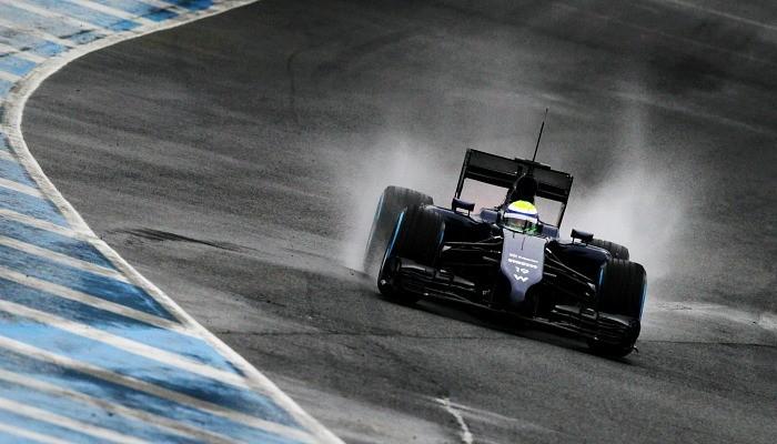 Felipe Massa Williams 2014