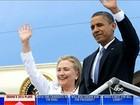 Obama e Hillary são as pessoas mais admiradas nos EUA em 2015