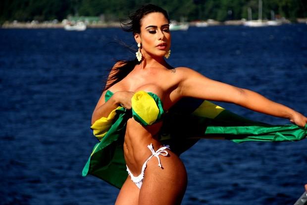 Patricia Jordane  (Foto: Rodrigo dos Anjos)