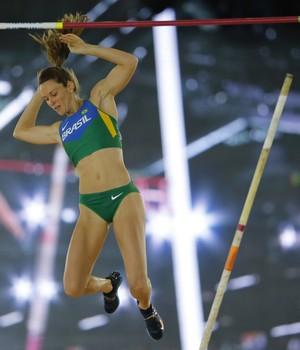 atletismo Fabiana Murer Portland (Foto: Reuters)