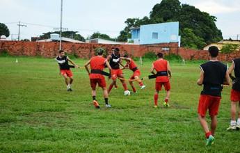 Rio Branco-AC Sub-20 tem jogo-treino adiado; técnico quer 'simular' Copa SP