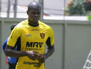diego ivo sport (Foto: Aldo Carneiro / Pernambuco Press)