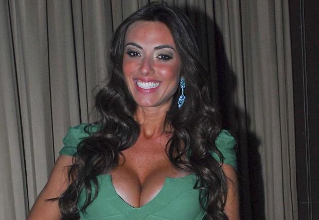 Nicole Bahls (Foto: Ag. News)