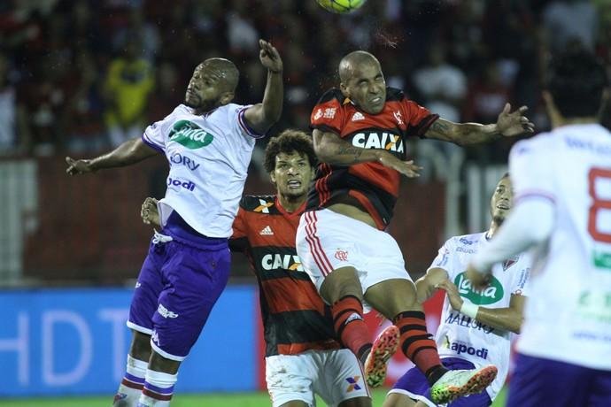 Flamengo Sheik Fortaleza (Foto: Gilvan de Souza/Flamengo)
