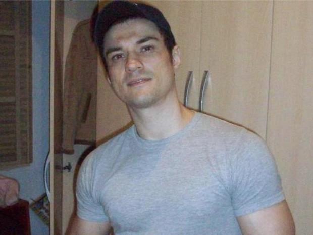 Delegado Márcio Azarias tinha 38 anos e treinava jiu-jitsu há cinco (Foto: Reprodução/Facebook)