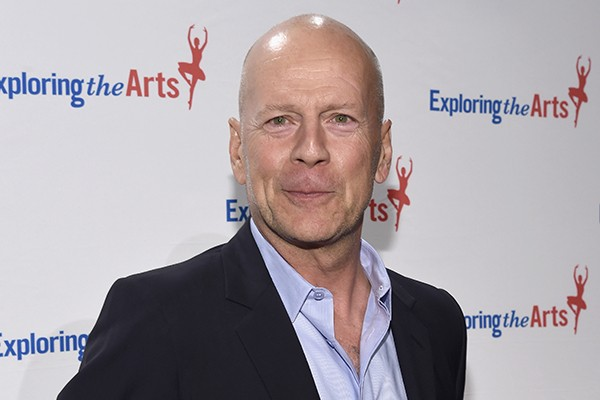 O ator Bruce Willis (Foto: Getty Images)