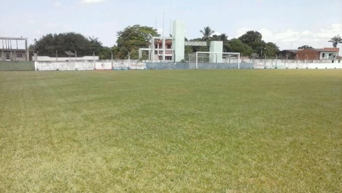 Estádio Municipal de Oriximiná (Foto: Divulgação/ Marcio Garcia)