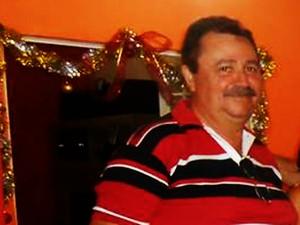 Gilvan Brito trabalhava há 25 anos como maquinista da CMTP (Foto: Reprodução/Arquivo Pessoal)