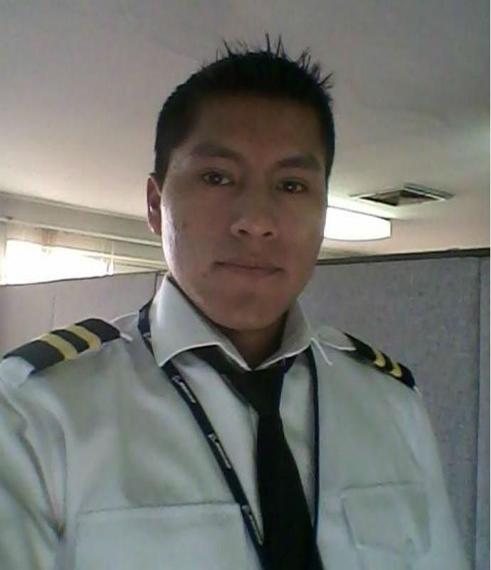 Erwin Tumiri sobrevivente acidente Chapecoense (Foto: Arquivo pessoal)