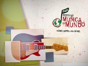 Festival Música do Mundo começa nesta quinta-feira (6) em Três Pontas, MG (Foto: Reprodução)