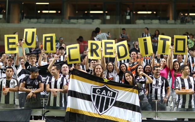 Galo mascote Atlético-MG (Foto: Cristiane Mattos / Ag. Estado)