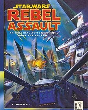 Capa de 'Rebel Assault' (Foto: Divulgação/LucasArts)