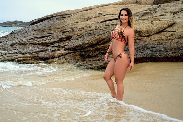 Eliana Amaral (Foto: Roberto Teixeira / EGO)