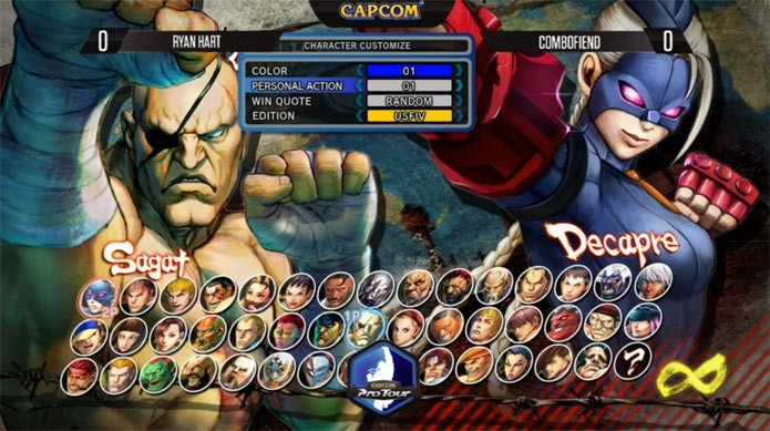 Ultra Street Fighter 4 (Foto: Divulgação)